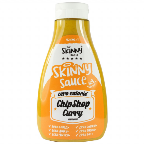 Skinny Syrup Co: Chip Shop Curry Sauce